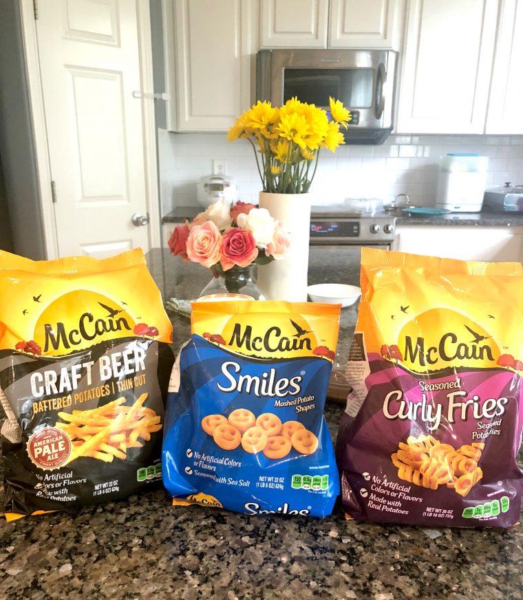 McCain Foods Smiles Recipe and Rebate at Walmart
