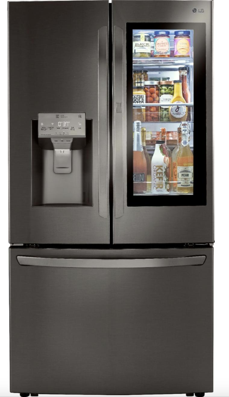 LG Instaview ™ Door-in-Door® refrigerator