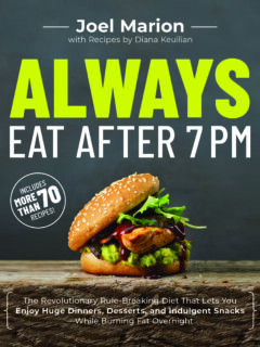 always eat after 7 pm cover